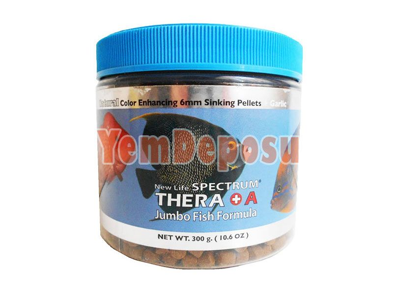 NEW LIFE SPECTRUM THERA A JUMBO FISH 2 KG KOVA