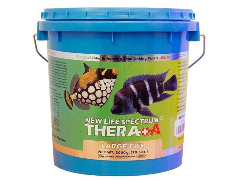 NEW LIFE SPECTRUM THERA A LARGE FISH 100 GR fotograf